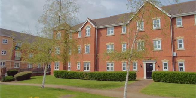 Guide Price £115,000, 2 Bedroom Flat For Sale in Leicester, LE3