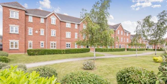 Offers Over £110,000, 2 Bedroom Flat For Sale in Leicester, LE3
