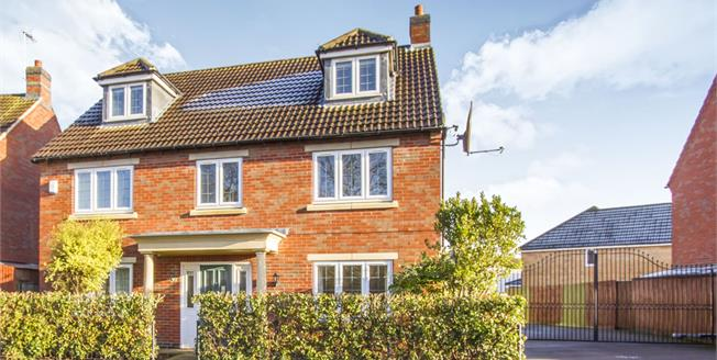 Offers Over £425,000, 5 Bedroom Detached House For Sale in Leicester, LE3