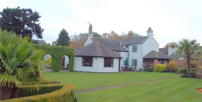 Offers in the region of £800,000, 7 Bedroom Detached House For Sale in Glenfield, LE3