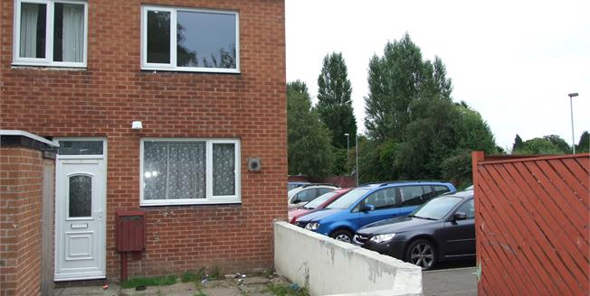 Guide Price £90,000, 4 Bedroom End of Terrace House For Sale in Loughborough, LE11
