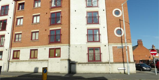 Offers Over £115,000, 2 Bedroom Flat For Sale in Loughborough, LE11