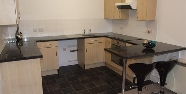 Asking Price £115,000, 2 Bedroom Ground Floor Flat For Sale in Loughborough, LE11