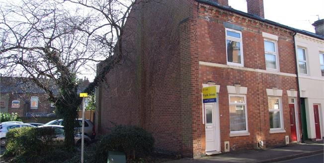 Offers in the region of £120,000, 3 Bedroom Semi Detached House For Sale in Loughborough, LE11