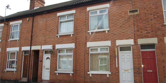 Asking Price £125,000, 2 Bedroom Terraced House For Sale in Loughborough, LE11