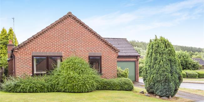 Offers Over £205,000, 3 Bedroom Detached Bungalow For Sale in Loughborough, LE11