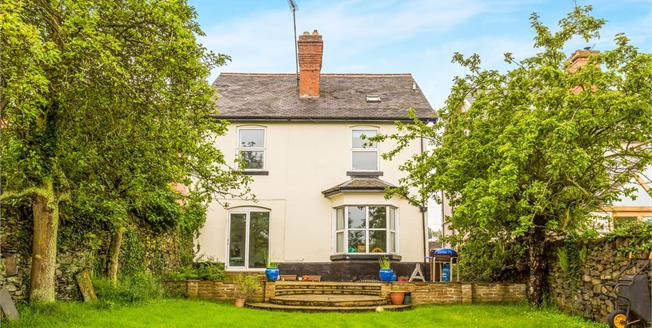Offers in the region of £650,000, 5 Bedroom Detached House For Sale in Woodhouse Eaves, LE12