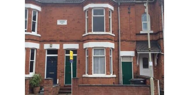 Offers Over £135,000, 3 Bedroom Terraced House For Sale in Loughborough, LE11