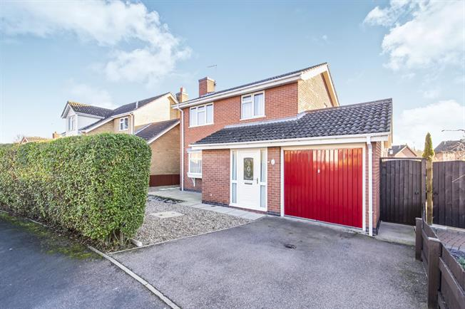Wondrous 3 Bedroom Detached House For Sale In Loughborough For Guide Home Remodeling Inspirations Cosmcuboardxyz