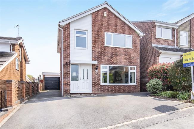 Swell 3 Bedroom Detached House For Sale In Loughborough For Offers Home Remodeling Inspirations Cosmcuboardxyz