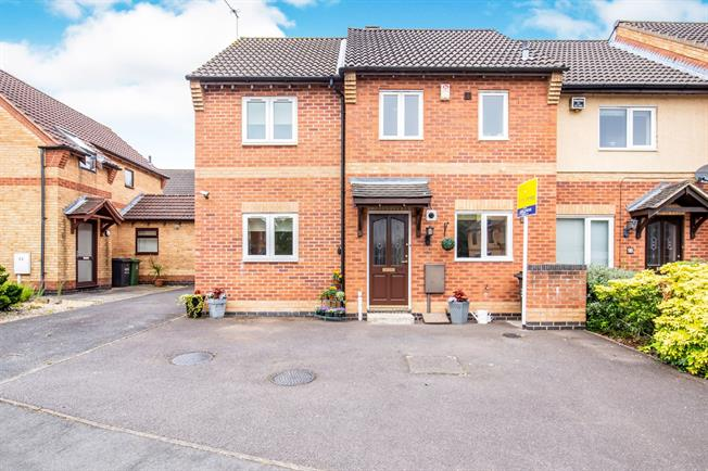 Stupendous 3 Bedroom Semi Detached House For Sale In Loughborough For Home Remodeling Inspirations Cosmcuboardxyz