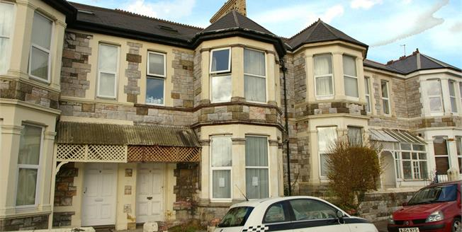 Guide Price £230,000, 5 Bedroom Terraced House For Sale in Plymouth, PL4