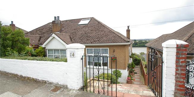 Offers in excess of £250,000, 3 Bedroom Semi Detached Bungalow For Sale in Plymouth, PL3