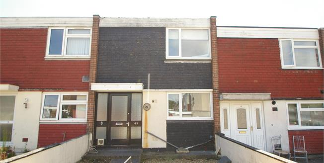 Fixed Price £110,000, 2 Bedroom Terraced House For Sale in Plymouth, PL6