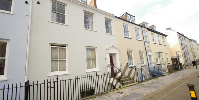 Asking Price £65,000, Flat For Sale in Plymouth, PL1