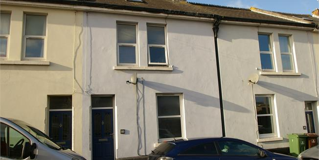 Offers Over £162,000, 4 Bedroom Terraced House For Sale in Plymouth, PL4