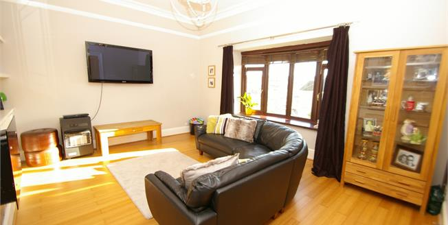 Guide Price £290,000, 4 Bedroom Semi Detached House For Sale in Plymouth, PL4