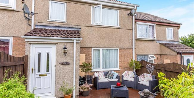 Guide Price £165,000, 3 Bedroom Terraced House For Sale in Plymouth, PL6