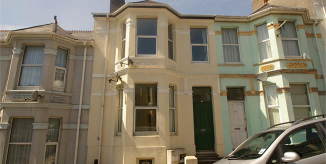 Offers in excess of £190,000, 4 Bedroom Terraced House For Sale in Plymouth, PL4