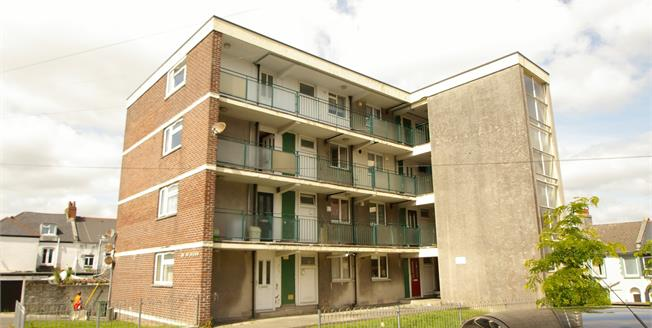 Offers Over £75,000, 2 Bedroom For Sale in Plymouth, PL2