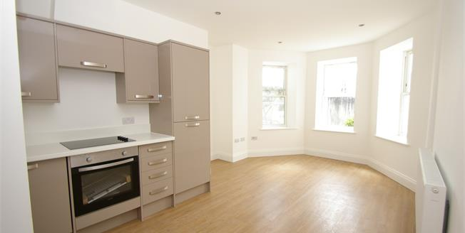 Offers in excess of £110,000, 1 Bedroom Flat For Sale in Devon, PL1