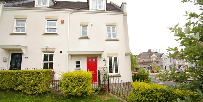 Asking Price £200,000, 4 Bedroom End of Terrace House For Sale in Plymouth, PL2