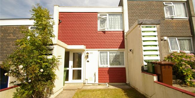 Offers Over £100,000, 2 Bedroom Terraced House For Sale in Plymouth, PL6