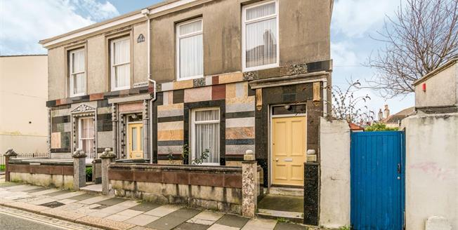 Guide Price £140,000, 5 Bedroom Semi Detached For Sale in Plymouth, PL1