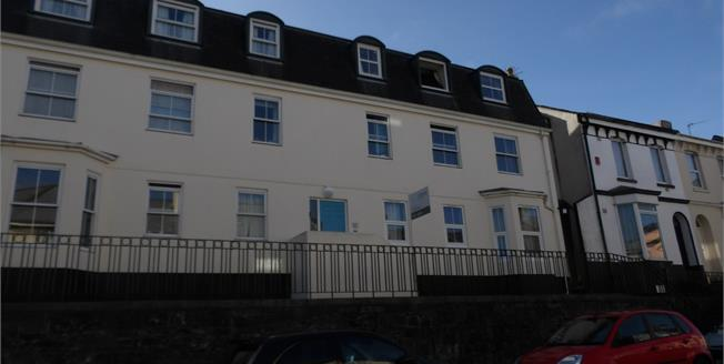 Asking Price £75,000, 1 Bedroom Flat For Sale in Plymouth, PL1