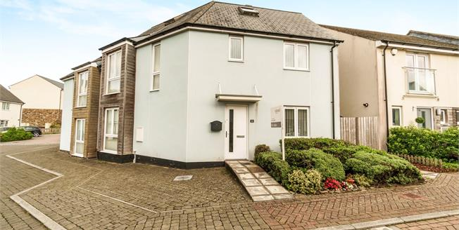 Guide Price £220,000, 4 Bedroom End of Terrace House For Sale in Plymouth, PL6