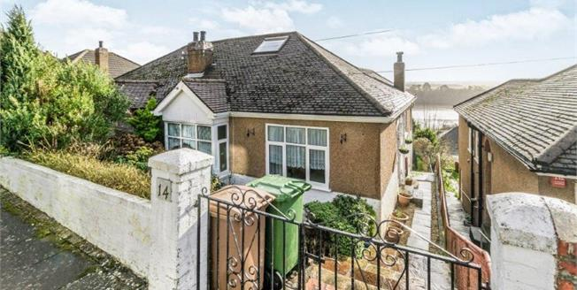 Offers in excess of £265,000, 3 Bedroom Semi Detached Bungalow For Sale in Plymouth, PL3