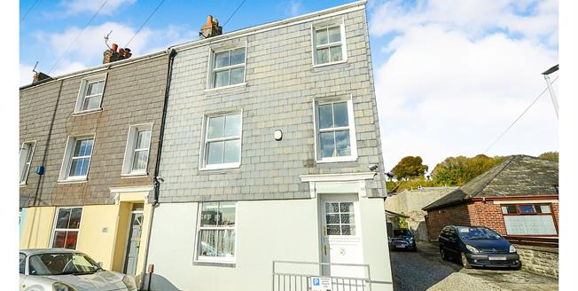 Guide Price £440,000, 3 Bedroom End of Terrace House For Sale in Plymouth, PL1