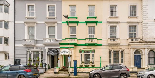 Guide Price £475,000, 10 Bedroom Terraced House For Sale in Plymouth, PL1