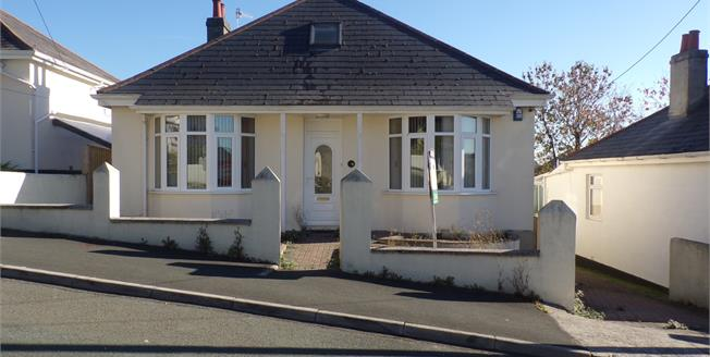 Guide Price £340,000, 4 Bedroom Detached House For Sale in Plymouth, PL6