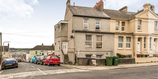 Asking Price £130,000, 2 Bedroom Flat For Sale in Plymouth, PL4