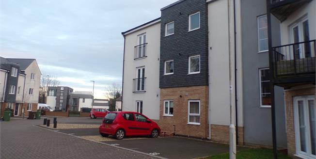 Asking Price £125,000, 2 Bedroom Flat For Sale in Plymouth, PL6