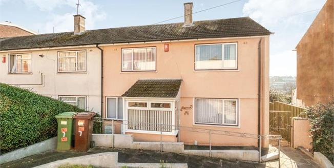 £155,000, 3 Bedroom House For Sale in Plymouth, PL5