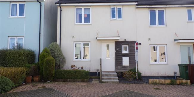 Guide Price £180,000, 3 Bedroom End of Terrace House For Sale in Plymouth, PL6