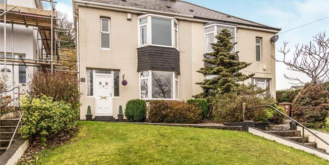 Guide Price £210,000, 3 Bedroom Semi Detached House For Sale in Plymouth, PL3