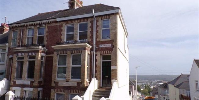 Offers in excess of £110,000, 2 Bedroom Flat For Sale in Plymouth, PL4