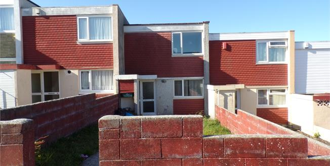 Asking Price £120,000, 2 Bedroom Terraced House For Sale in Plymouth, PL6