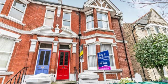 Guide Price £325,000, 2 Bedroom Ground Floor Flat For Sale in Hove, BN3