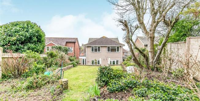 Offers in the region of £585,000, 3 Bedroom Detached House For Sale in Hove, BN3