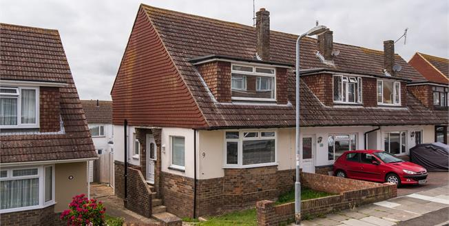Asking Price £325,000, 3 Bedroom End of Terrace House For Sale in Portslade, BN41