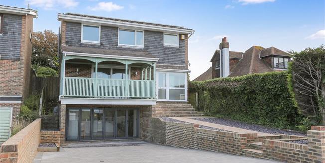 Asking Price £725,000, 4 Bedroom Detached House For Sale in Ovingdean, BN2