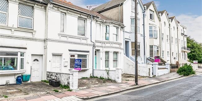Offers Over £400,000, 4 Bedroom Terraced House For Sale in Brighton, BN2