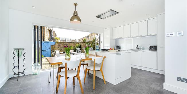 Asking Price £700,000, 4 Bedroom End of Terrace House For Sale in Brighton, BN2