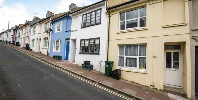 Asking Price £400,000, 2 Bedroom Terraced House For Sale in Brighton, BN2