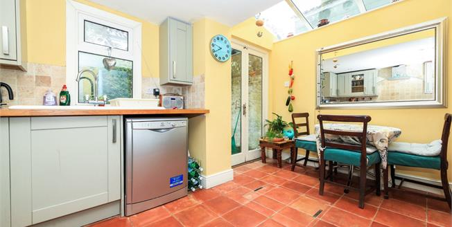 Offers in excess of £525,000, 3 Bedroom Terraced House For Sale in Brighton, BN1