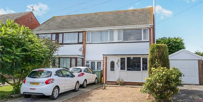 Asking Price £300,000, 3 Bedroom Semi Detached House For Sale in Bognor Regis, PO21